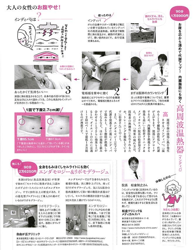 日経ヘルスプルミエ 2013年5月号