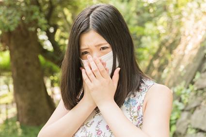 花粉症に救世主!松倉カクテル、スタッフ体験レポート