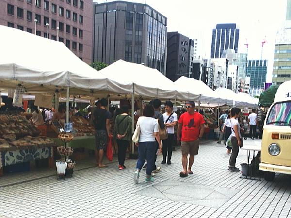 Farmer's Market@UNU ~都内マルシェめぐり①~